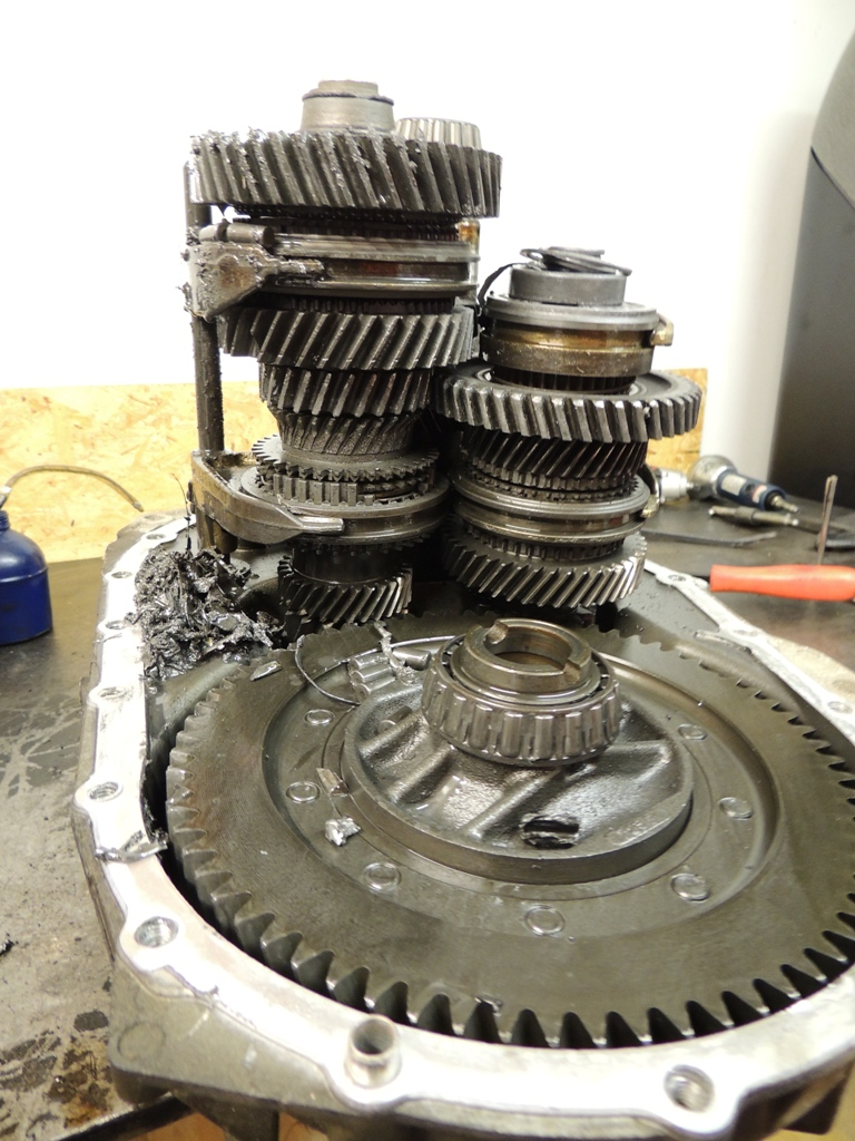 Gearbox Refurbishments in Wolverhampton